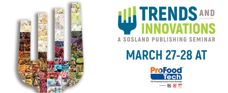 Trends and Innovations, a Sosland Publishing Seminar