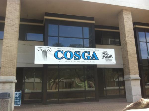 COSGA Banner