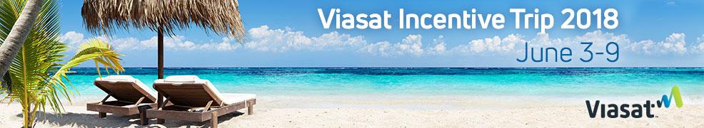 Viasat Incentive Trip 2018