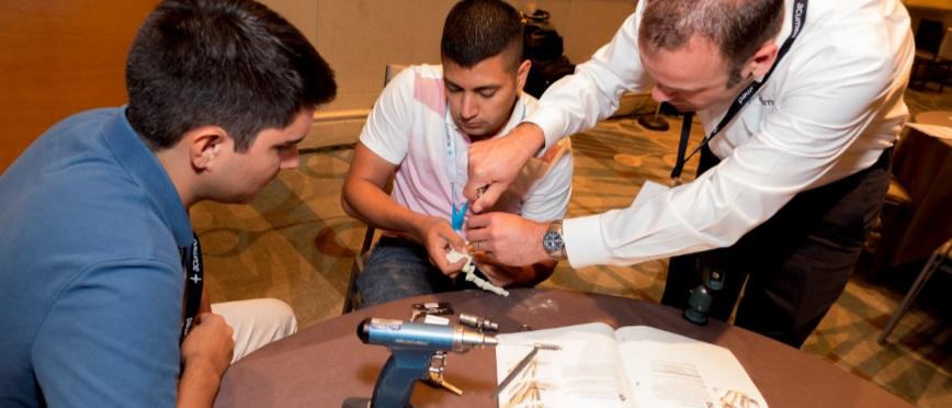 Acumed Surgeon Bioskills Course, Boston