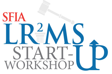 LR2MS Startup Workshop Logo