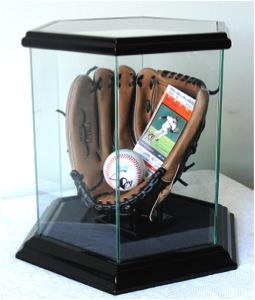 Baseball Glove Showcase Example