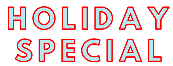 holiday special words