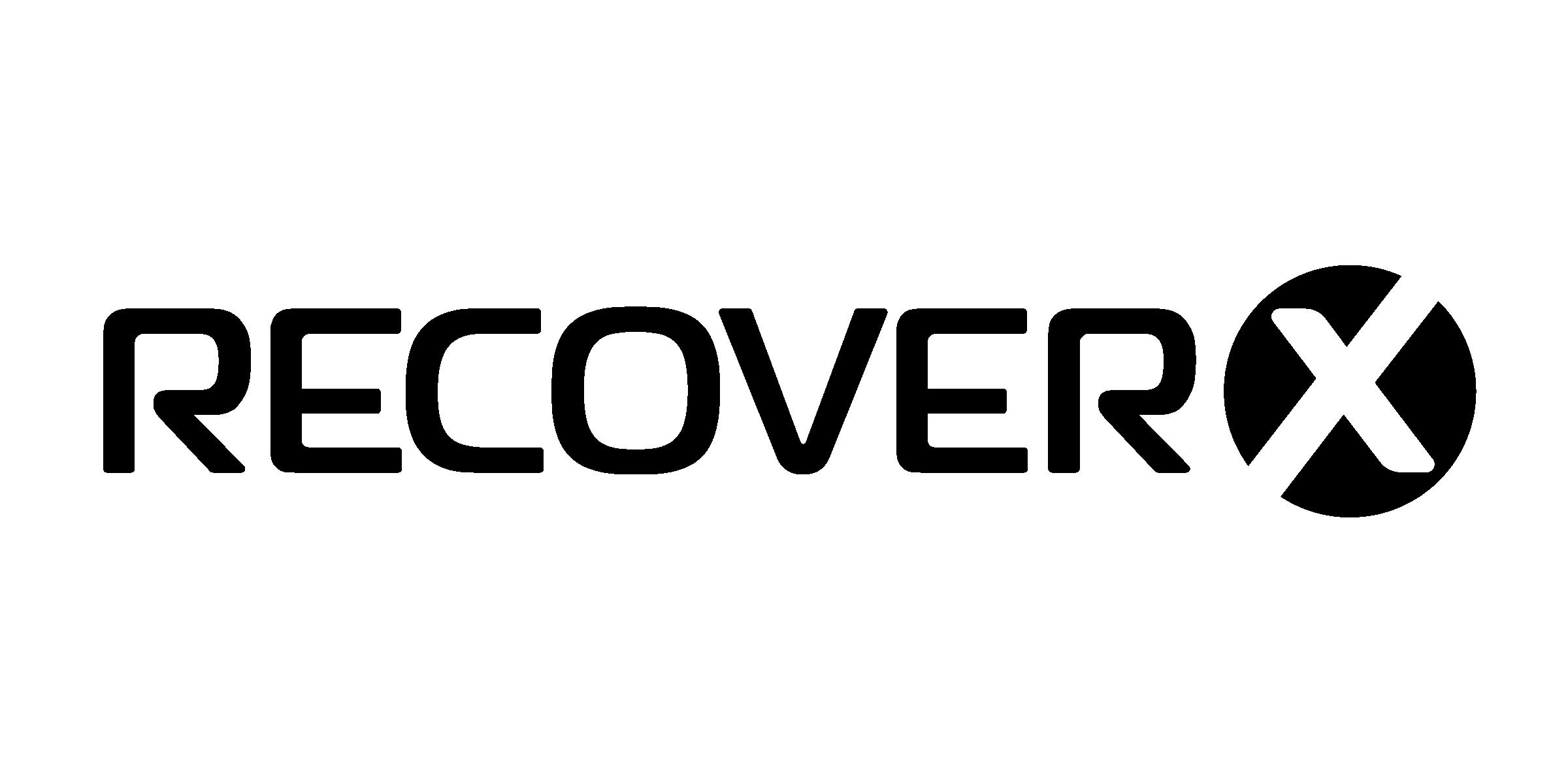 RecoverX_ Logo
