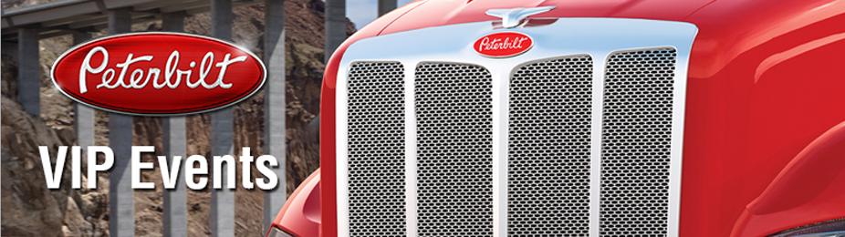 Peterbilt / PacLease 2016 VIP Customer Event