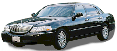 Towncar - Lincoln (PNG)