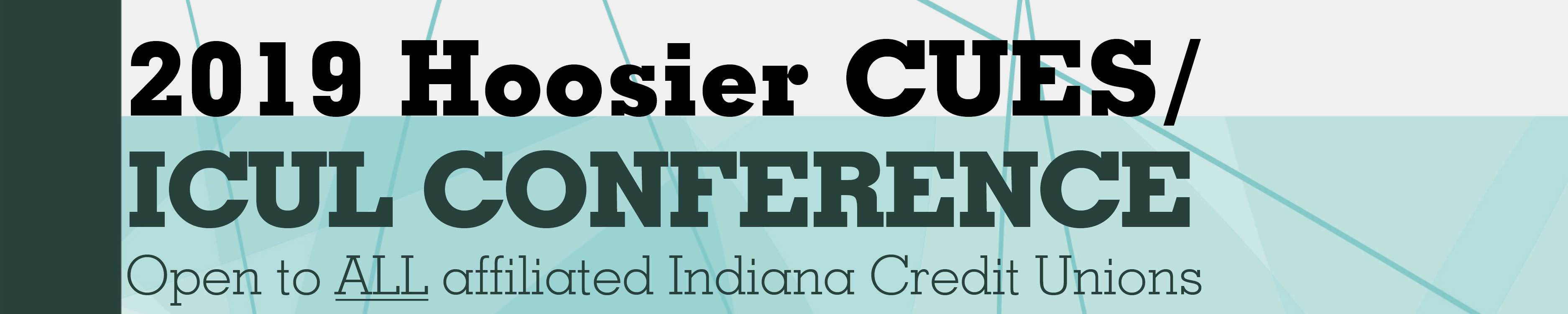 2019 Hoosier CUES/ICUL Conference