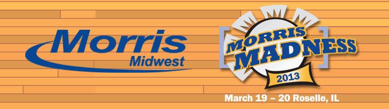 Morris Madness web header