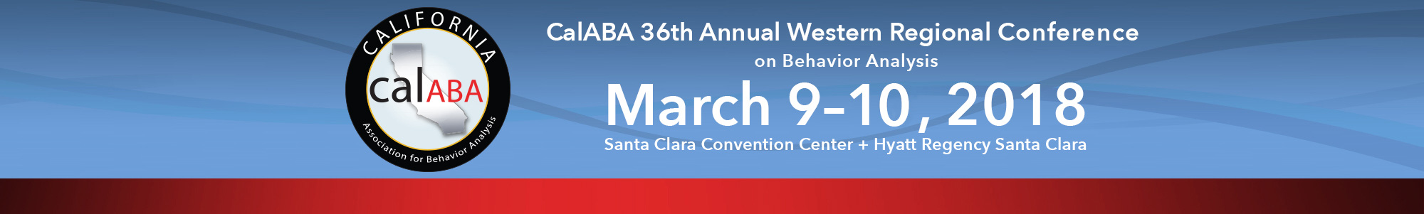 CalABA 37th Annual Western Regional Conference on Behavior Analysis