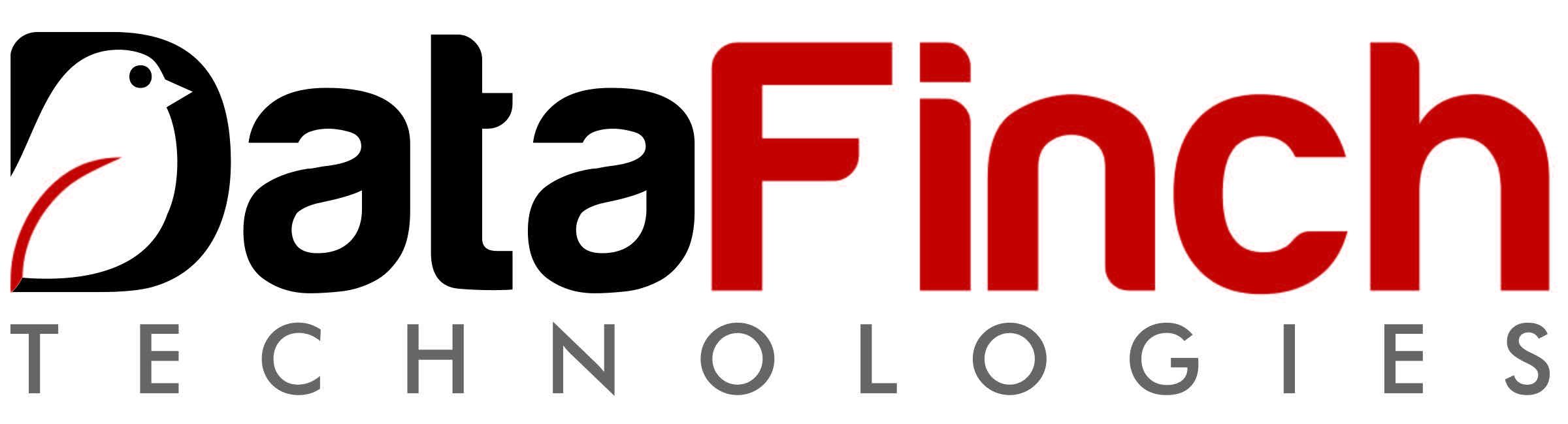 GOLD DataFinch Logo Main