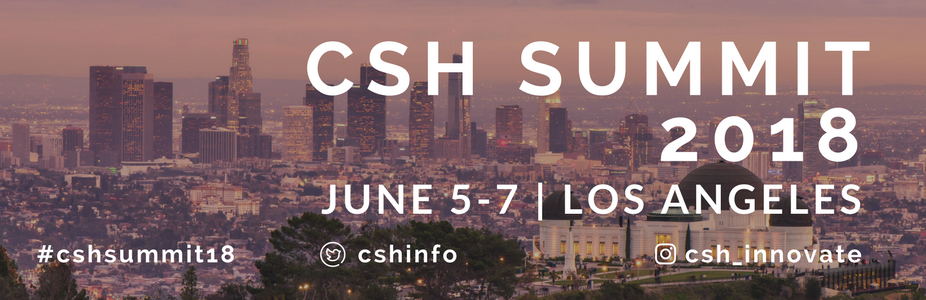 CSH Summit 2018