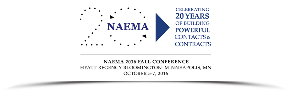 NAEMA 2016 Fall Conference