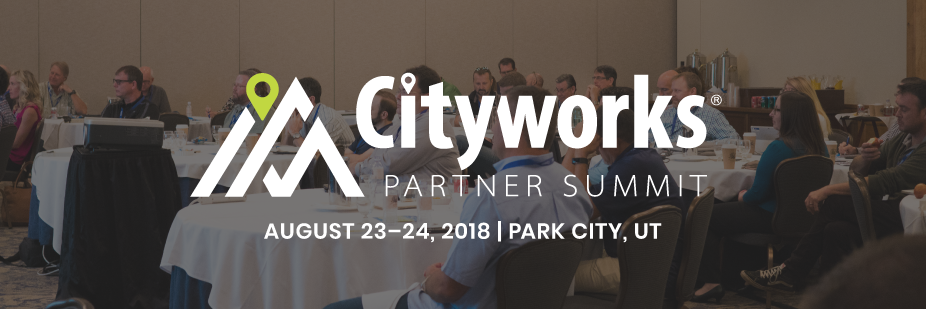 Cityworks Partner Summit 2018