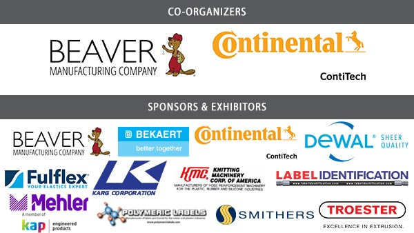 conference sponsors and exhibitors