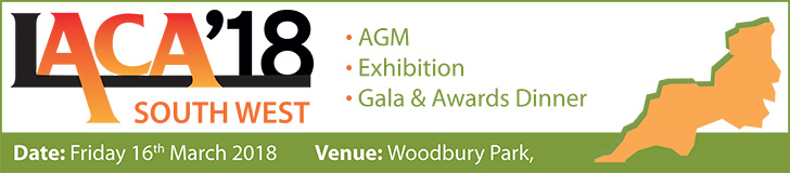 LACA South West AGM, Exhibition and Awards 2018