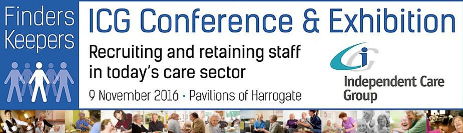 Independent Care Group Conference & Exhibition 2016