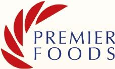 LACA - premier food logo
