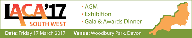 LACA South West AGM, Exhibition and Awards 2017