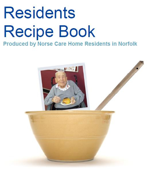 Residents Recipe Book Image