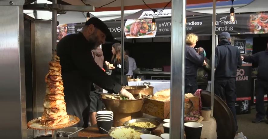 Video streetfood