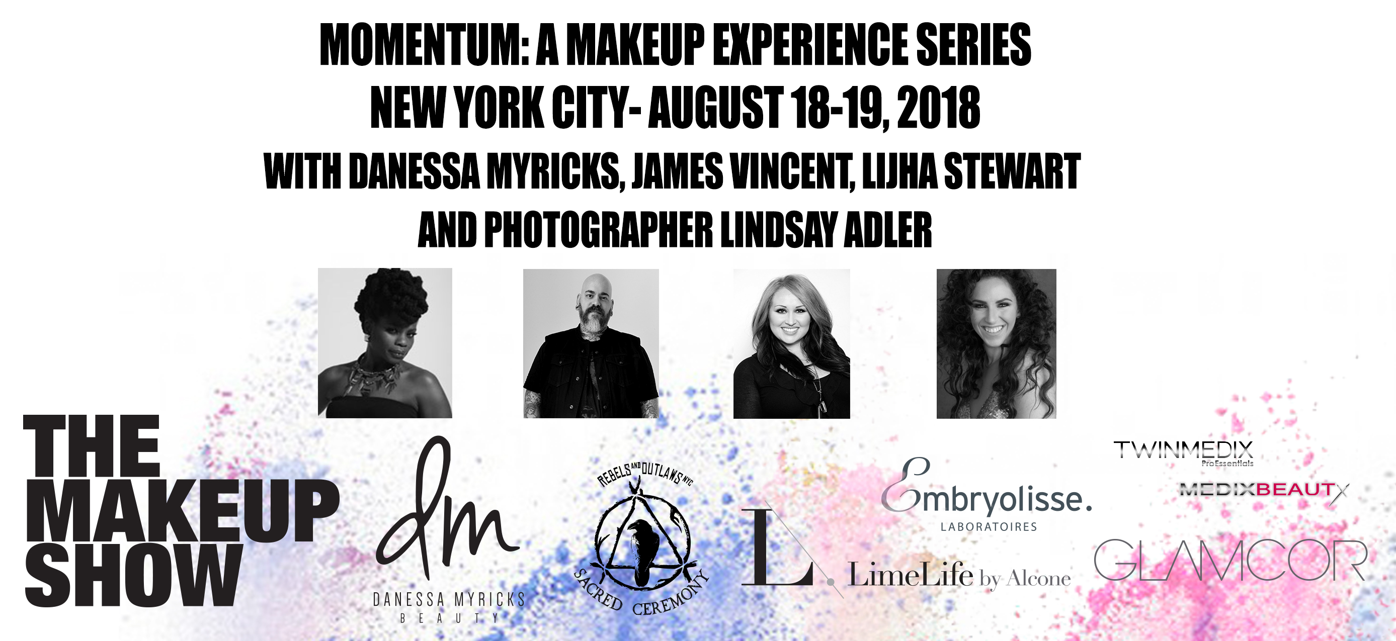 The Makeup Show: Momentum New York