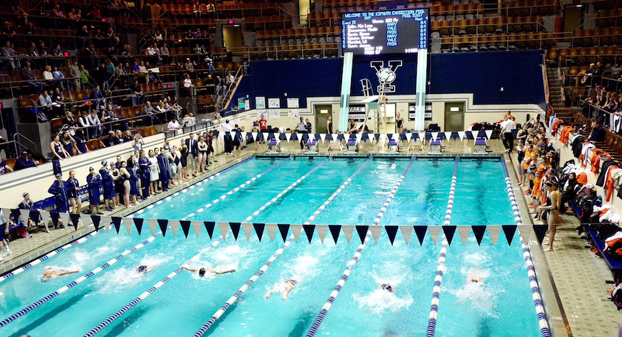 Yale Swimming & Diving 120th Anniversary Dinner
