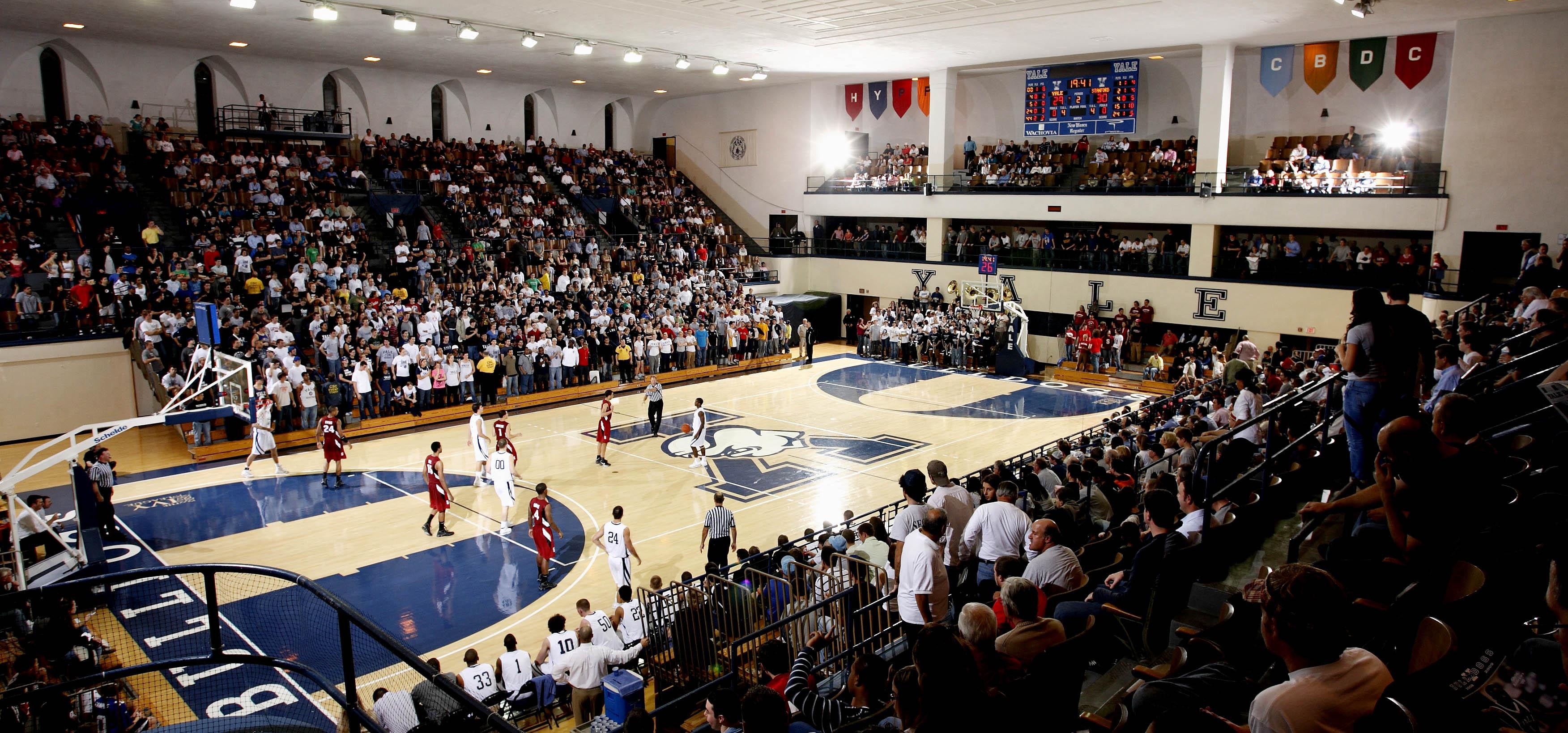 2016-17 Yale Basketball Association