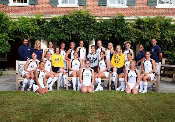 Yale Field Hockey 40th Anniversary Celebration