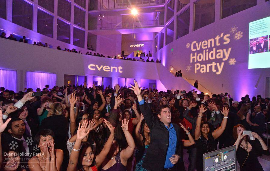 cvent-holiday-party-at-the-institute-for-peace-in-