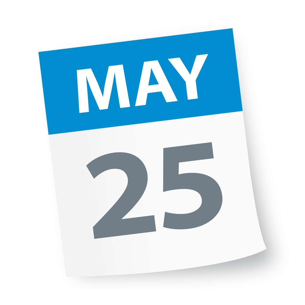 may_25_date_blue_calendar