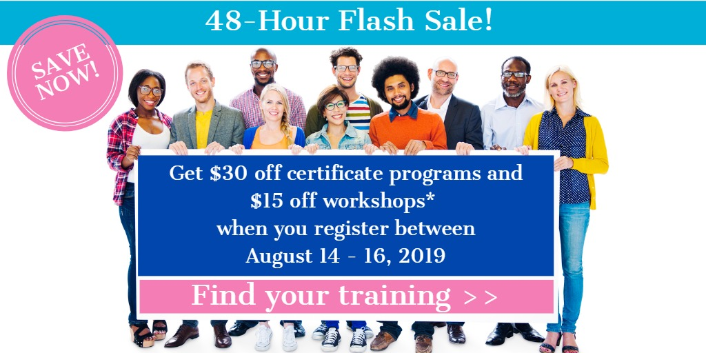 48-hour flash sale