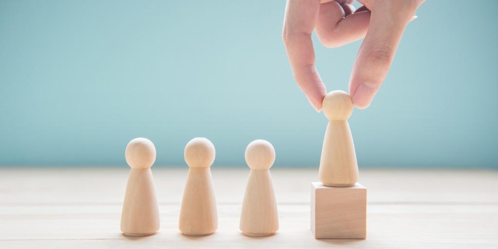 successful-team-leader-businessman-hand-choose-peo