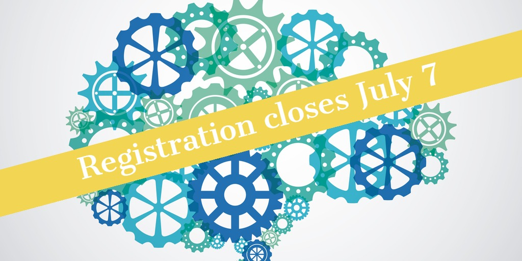registration closes July 7