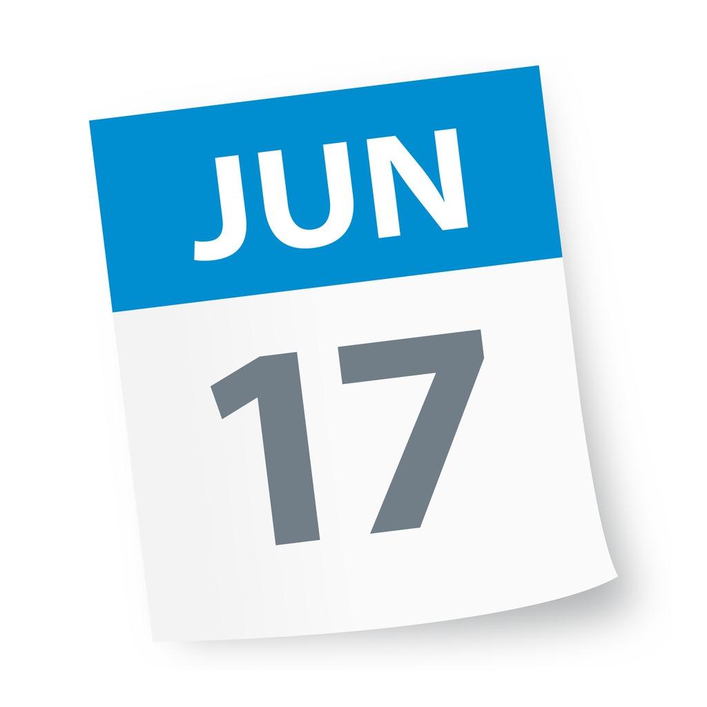 june_17_date_blue_calendar