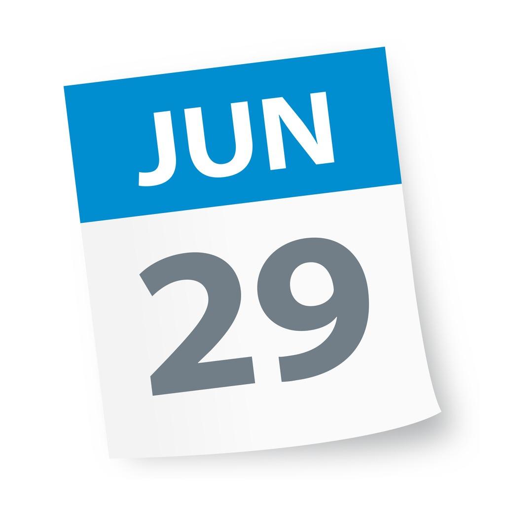 june_29_date_blue_calendar