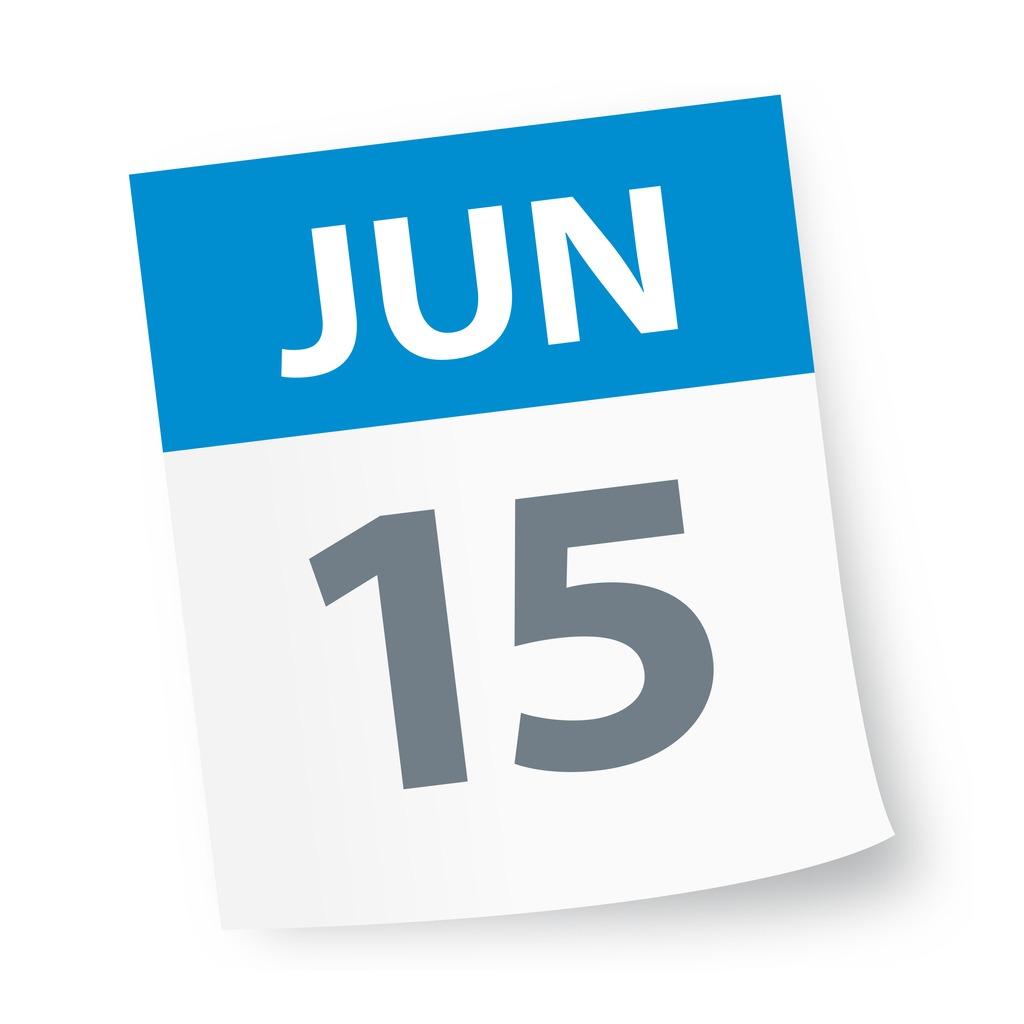 june_15_date_blue_calendar