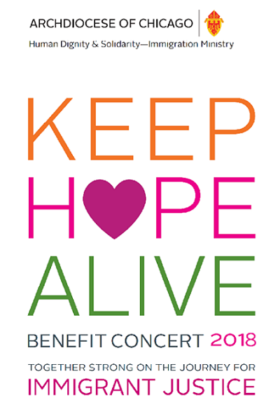 Keep Hope Alive 2018