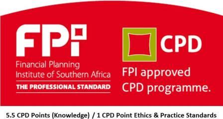FPI CPD points Conf 2017