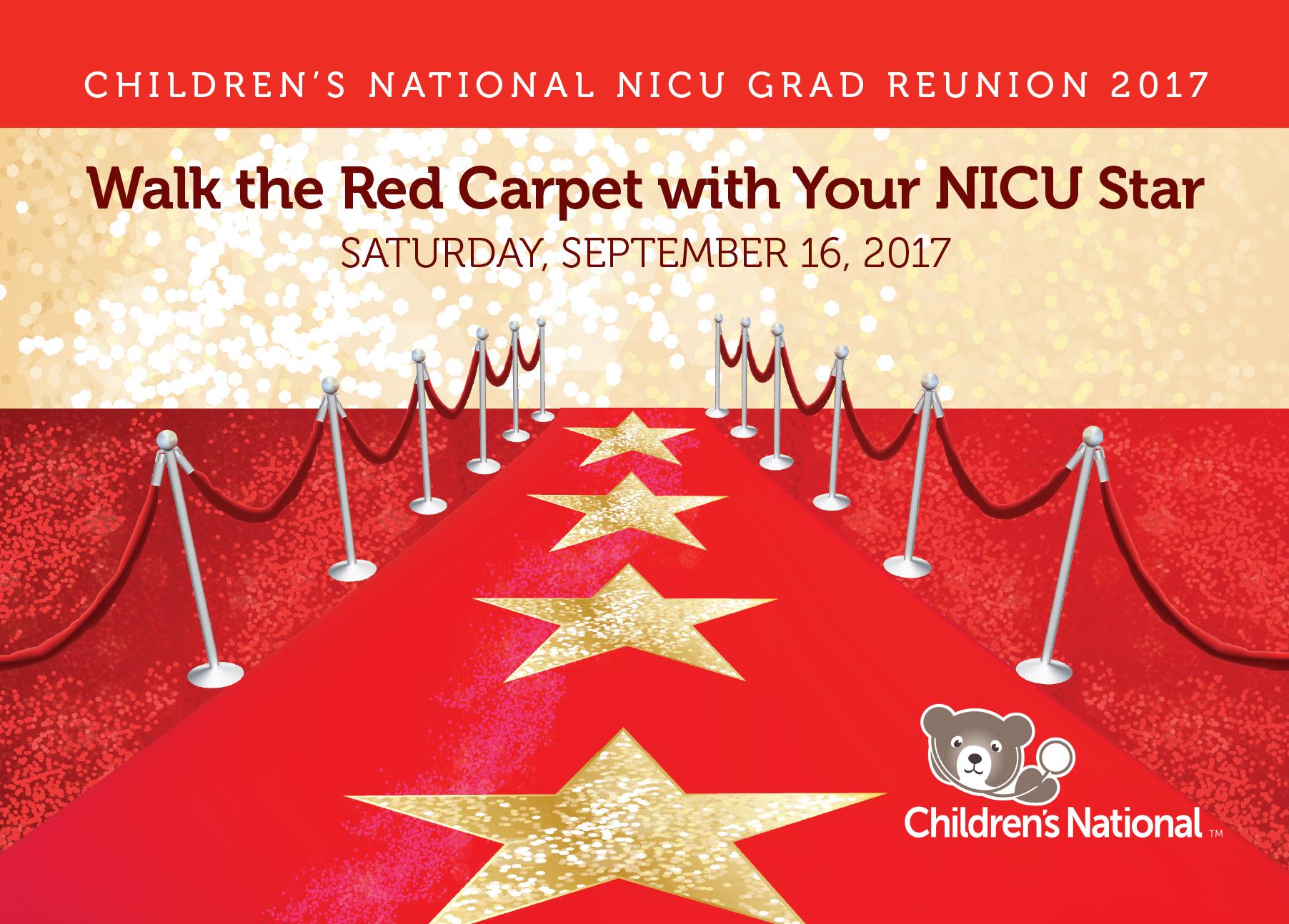Children's National NICU Grad Reunion 2017