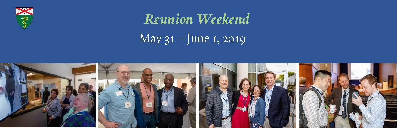 Yale School of Medicine | Reunion 2019
