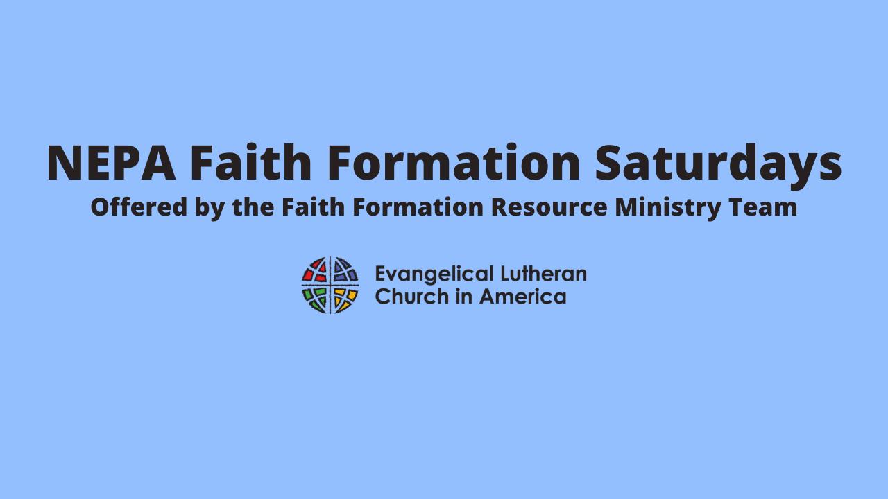 Faith Formation Saturdays - May 2021