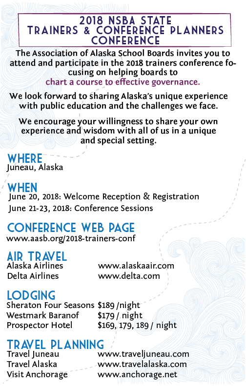 Trainers Conf Flyer