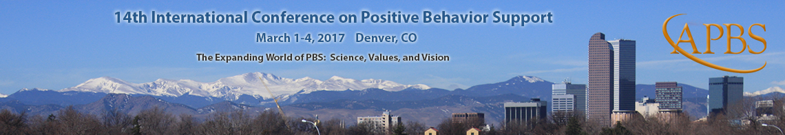 The 14th International Conference on Positive Behavior Support
