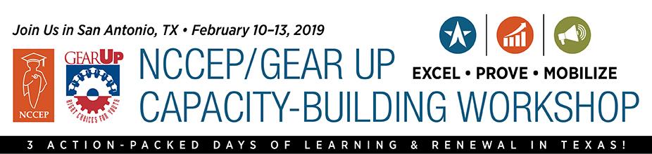 2019 NCCEP/GEAR UP Capacity Building Workshop