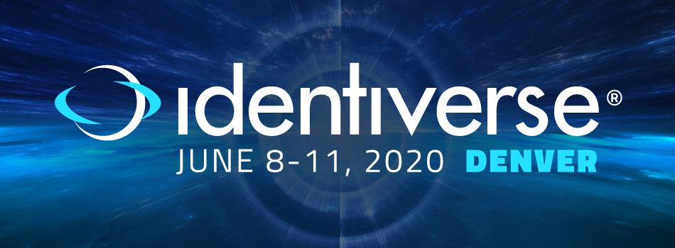 Identiverse® 2020