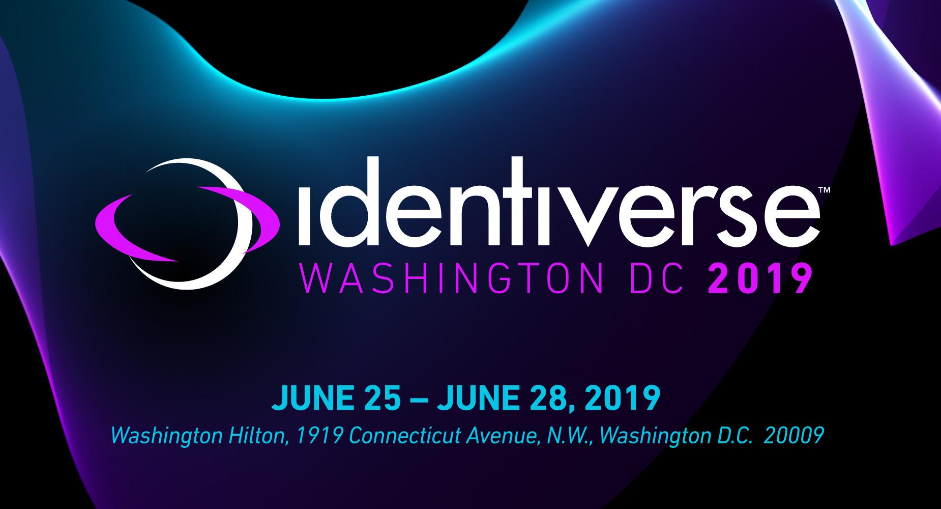 Identiverse 2019