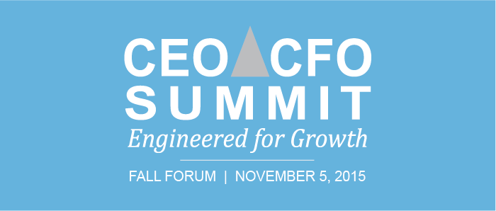 MAVA CEO-CFO Summit: November 5, 2015