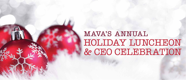 MAVA Holiday Luncheon - Dec 8, 2016