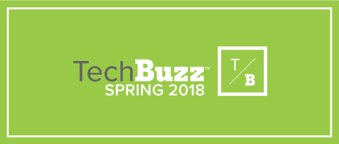 TechBUZZ Spring - February 28, 2018