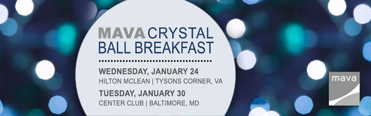 Crystal Ball Breakfast - Jan 30 2018 (Bmore)